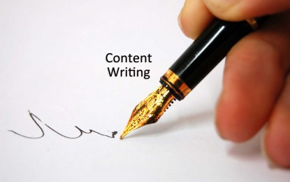 make money Writing online and content material advertising and marketing