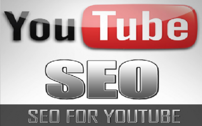 Youtube on-page optimization