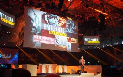 Trailer released for Battlefield Hardline single player