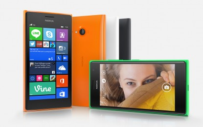 Nokia Lumia 735 now available in the UK