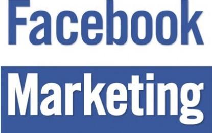 Starting Facebook Marketing
