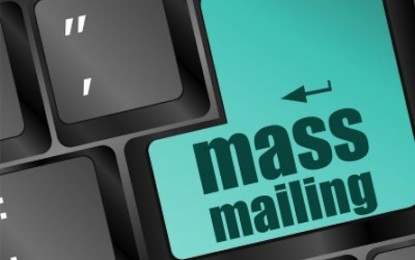 Dump the Mass Mailings