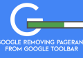 Google PageRank is Removing from Google Toolbar
