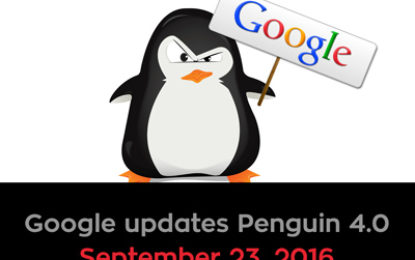 Google updates Penguin 4.0 Real time