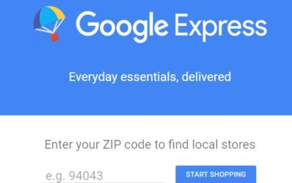 Google Express $15 Promo Code